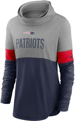 Nike Women's New England Patriots Lockup Top