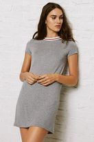 American Eagle Outfitters Don't Ask Why Ringer T-Shirt Dress