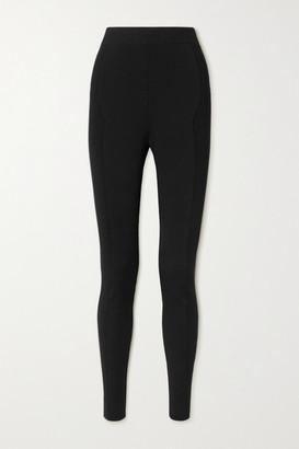 AZ Factory - Switchwear Stretch-knit Leggings - Black