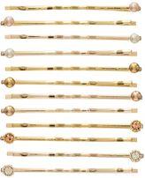 Lauren Conrad 12-pc. Studded Bobby Pin Set