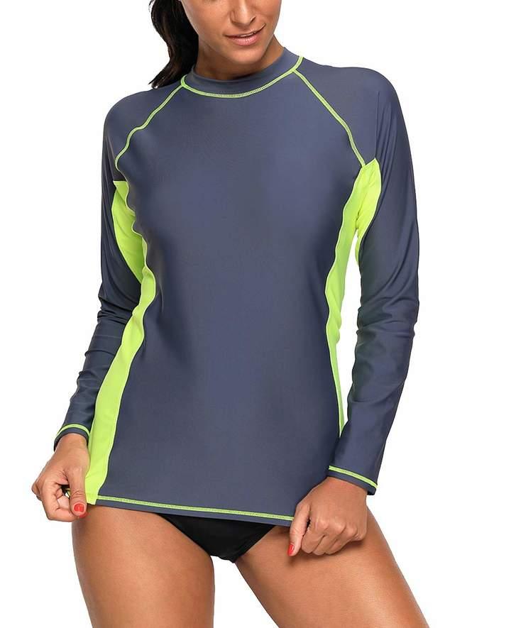d84e438d26 Long Sleeve Swimsuit - ShopStyle Canada