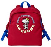 Peanuts Kids There And Backpack Junior