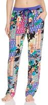 Josie Collage Kangaroo Lounge Pants