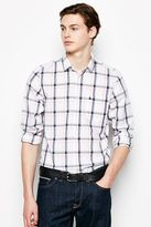 Salcombe Poplin Check Shirt