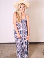 Tysa Eagle Dress In Rabbit Hole