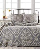 Lamont CLOSEOUT! Georgio Denim Twin Bedspread