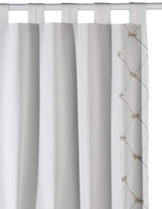 Camilla And Marc Nicolientje 700387 Tab-Top Curtain 140 x 235 cm Ecru