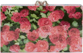 Charlotte Olympia Pandora Floral Clutch
