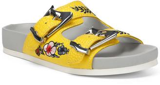 Donald J Pliner Baylis Leather Sandal