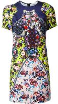 Mary Katrantzou 'Molli' floral printed dress - women - Silk - 12