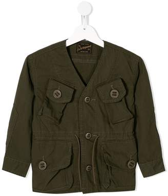Go To Hollywood military-style pocket jacket