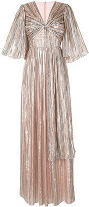 Peter Pilotto Long Striped Gown