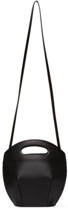 Low Classic Black Bucket Shoulder Bag