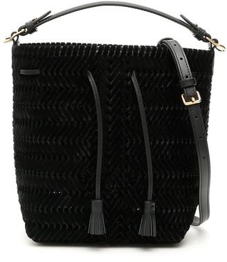 Anya Hindmarch Woven Shoulder Bag