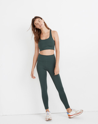Madewell Girlfriend Collective High-Rise Compressive Leggings