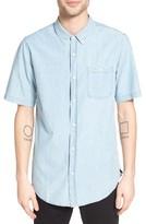 Ezekiel Men's Denim Shirt