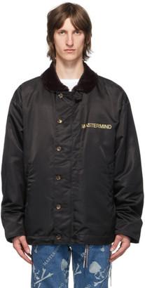Mastermind Japan Black Deck Jacket
