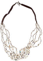 Chan Luu Multistrand Beaded Necklace