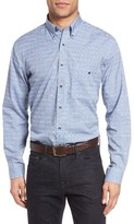 Maker & Company Men's Plaid Sport Shirt