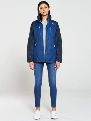 Regatta Calderdale III Waterproof Jacket - Blue Navy