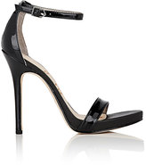Sam Edelman WOMEN'S ELEANOR PATENT LEATHER PLATFORM SANDALS