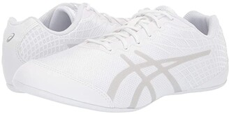 Asics Ultralyte Cheer 2 (White/Silver) Women's Shoes