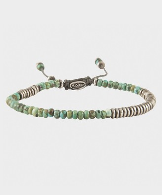 M. Cohen The Ingot Bracelet in Turquoise