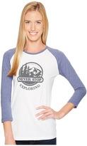 The North Face Sierra 3/4 Sleeve Baseball Tee Women's T Shirt