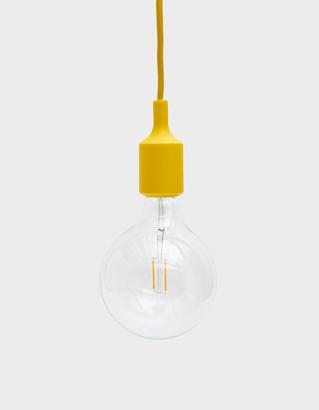 Muuto E27 Pendant Lamp in Yellow