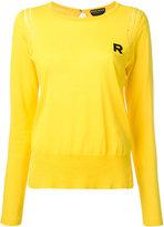 Rochas initial sweater
