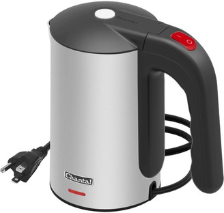 Chantal Cookware Chantal 20-oz Colbie Electric Water Kettle - Stainless Steel