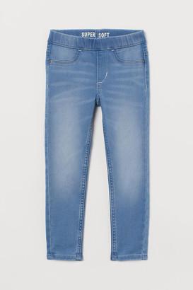 H&M Super Soft denim leggings
