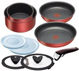 "T-Fal pan frying pan set ""Ingenio Neo"" take a handle IH Scarlett set 9 L32591"