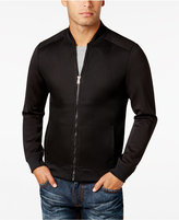 INC International Concepts Men's Mesh Solid-Sleeve Jacket, Only at Macy's