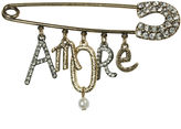 Oasis Amore Pin Brooch