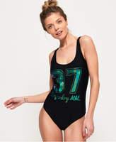 Superdry Athlete 37 Swimsuit