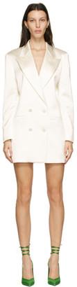 GAUGE81 Off-White Tunja Blazer Dress
