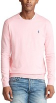Polo Ralph Lauren Pima Cotton Jumper with Crew-Neck