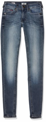 Tommy Jeans Women's LOW RISE SKINNY SOPHIE EBNDK Straight Jeans