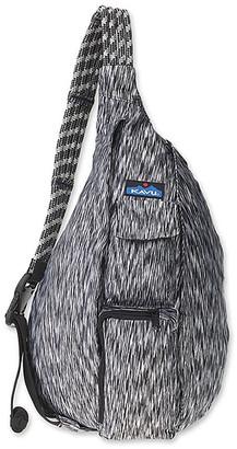 Kavu Women's Backpacks Zebra - Zebra Ropercise Sling Backpack