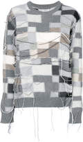 Sansovino 6 patchwork jumper