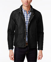 Cole Haan Men's Packable Trucker Raincoat