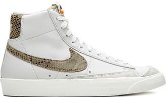 Nike Blazer high-top sneakers