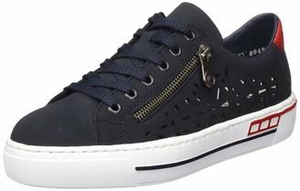 Rieker Women's Fruhjahr/Sommer L8816 Low-Top Sneakers