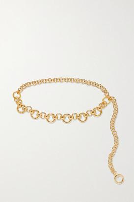Laura Lombardi Amara Gold-plated Belt - one size