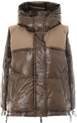 Sacai Padded Sleeveless Jacket