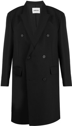Ambush Oversized Double-Breasted Coat