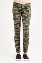 True Religion Casey Super Skinny Moto Womens Jean
