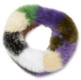 Adrienne Landau Multicolored Cowl Scarf