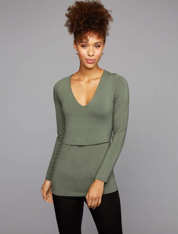 f720fddadbed2 Pea Green Tops - ShopStyle
